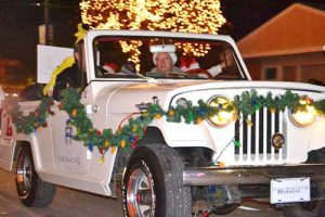 Fairhope Christmas Parade